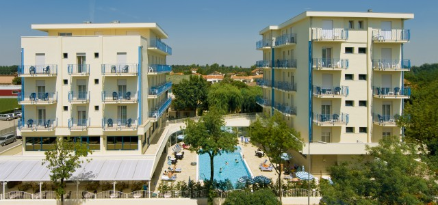 Hotel miami jesolo beach venezia for Designhotel jesolo