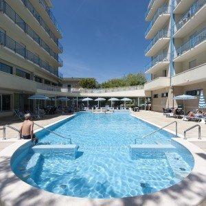 Piscina - Hotel Miami * * * Jesolo